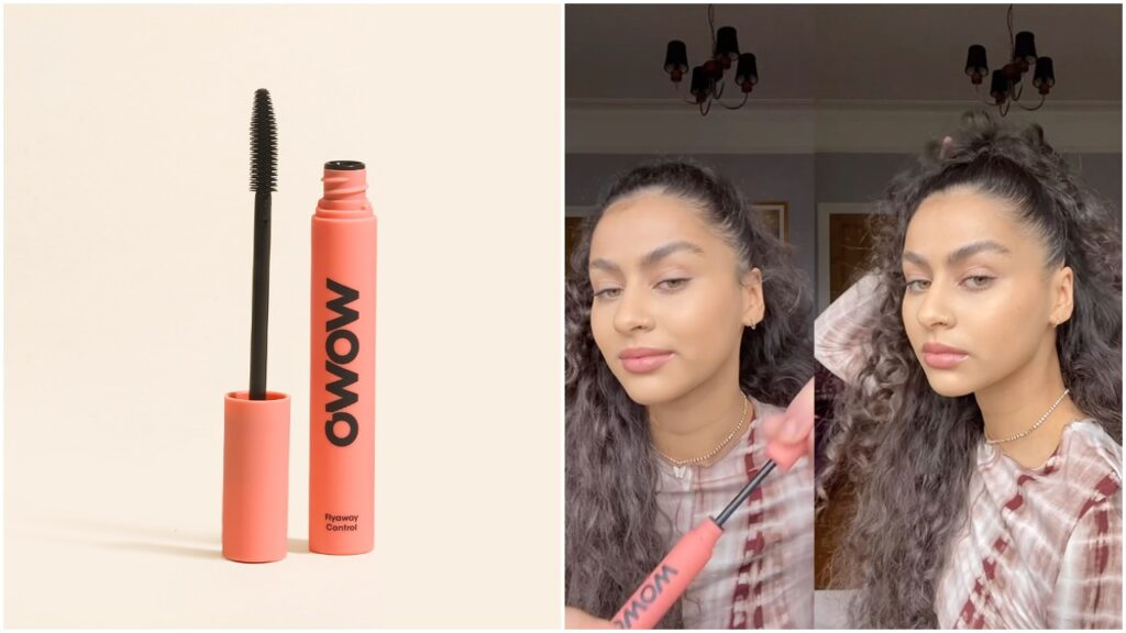 Owow Flyaway and Brow Control