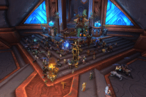 World of Warcraft Activision Blizzard protest