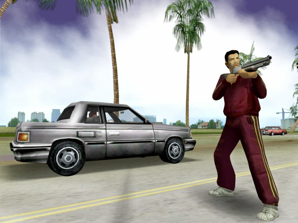 Could Take-Two be remastering Grand Theft Auto
