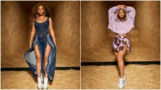 Beyoncé and Ivy Park are releasing their new Rodeo collection with Adidas.