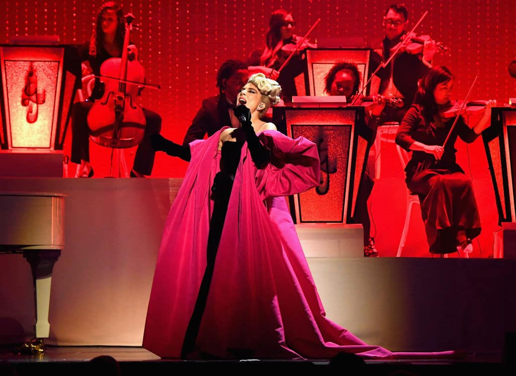 The Jazz & Piano residency sees Lady Gaga perform songs from the Great American Songbook.