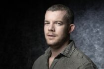 British actor Russell Tovey poses during a photo session