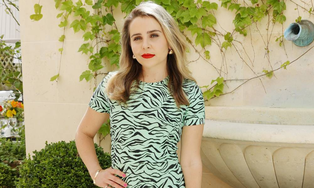 Mae Whitman attends Los Angeles Confidential Magazine gathering