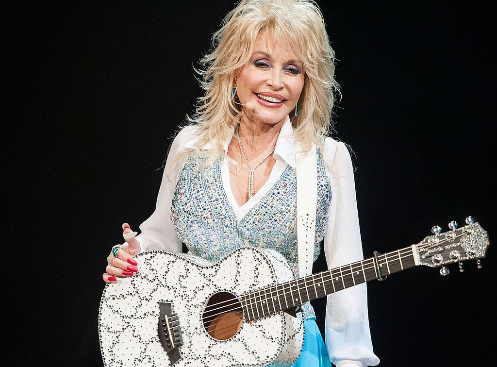 Dolly Parton is releasing a book