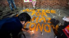 A candle-lit prayer was held in Dhaka, Bangladesh, on 25 April 2017 in remembrance, one year after the gruesome murders of LGBT activists Xulhaz Mannan and his friend Tonoy
