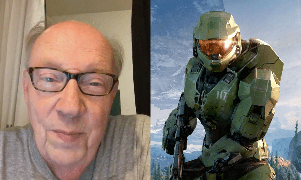 Halo announcer says trans rights