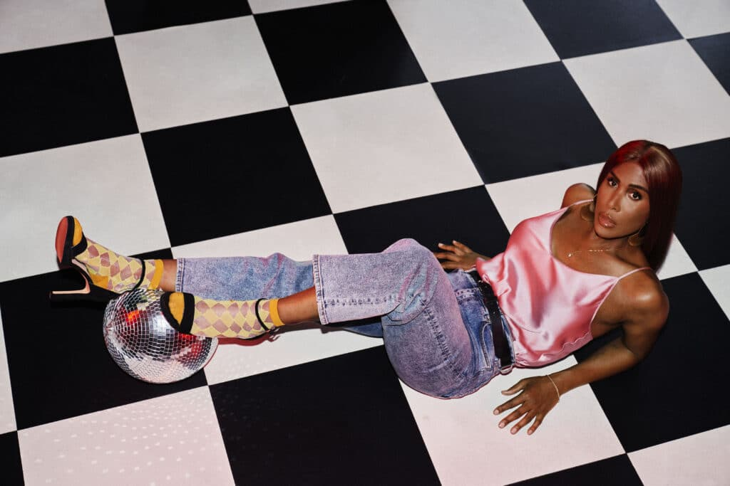 Honey Dijon teams up with Etsy for a lifestyle collection.