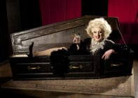 Myra DuBois is touring the UK with her Dead Funny show