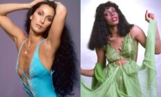 Cher and Donna Summer