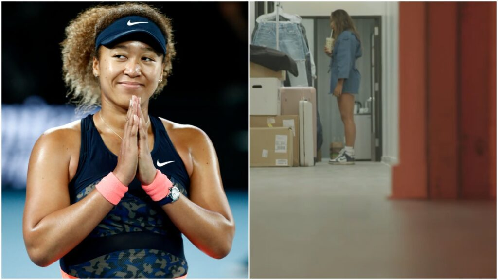 Naomi Osaka and Levi's are releasing a collection