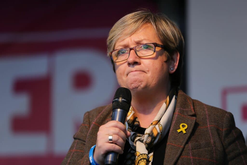 'Gender-critical' MP Joanna Cherry complains about being 'called transphobic'