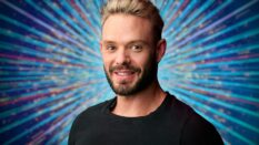 strictly come dancing bake off John Whaite