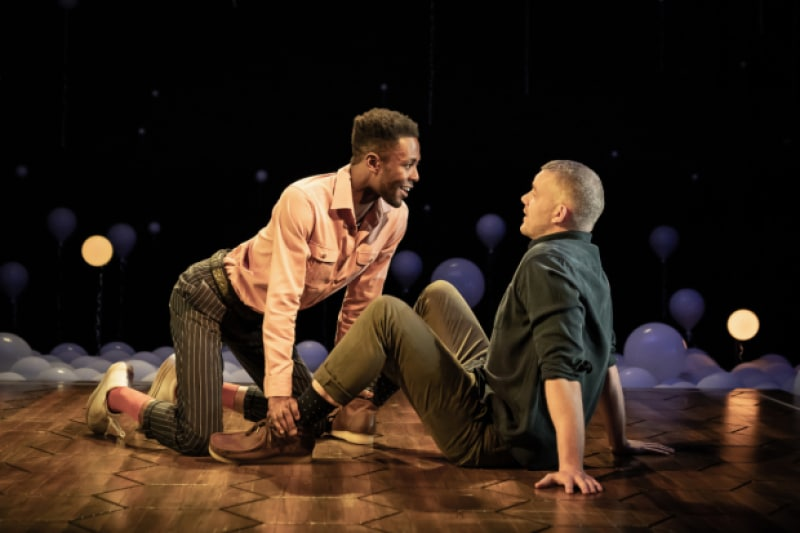 Omari Douglas and Russell Tovey will star in Constellations