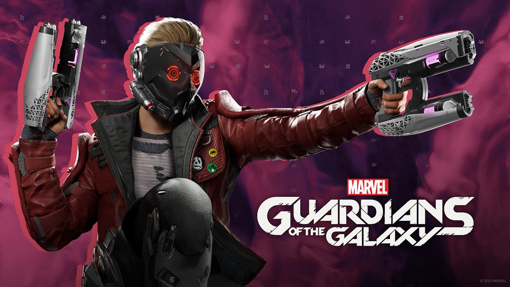 Star-Lord in Guardians of the Galaxy