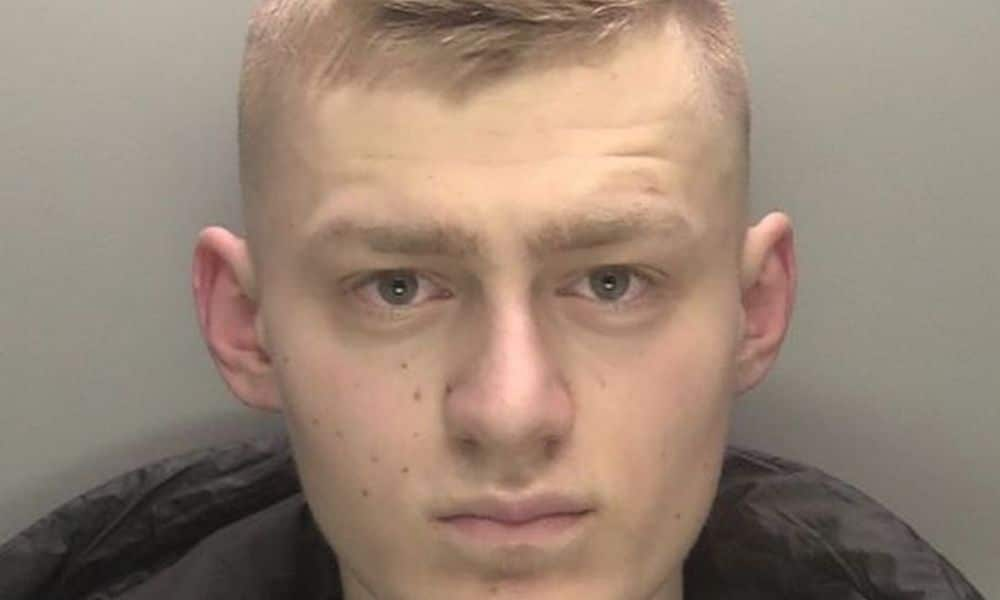 """Taylor Knight, 20, who """"tortured"""" his former lover in Birmingham"""