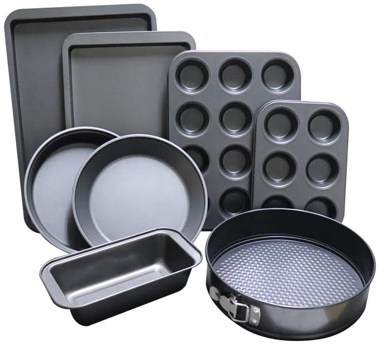 This eight-piece baking set is ideal for beginners. (Amazon)