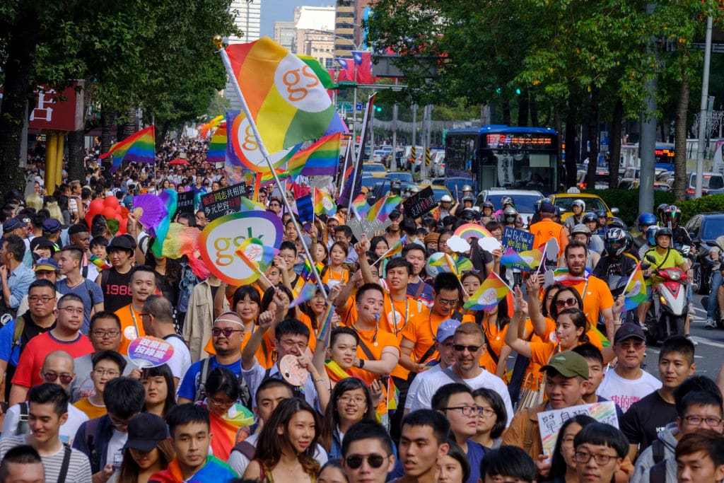 Taiwan court rules against trans surgery requirement in LGBT+ rights victory