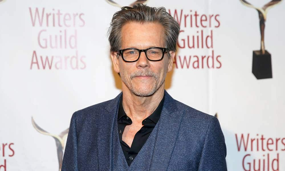 Kevin Bacon attends the 72nd Writers Guild Awards