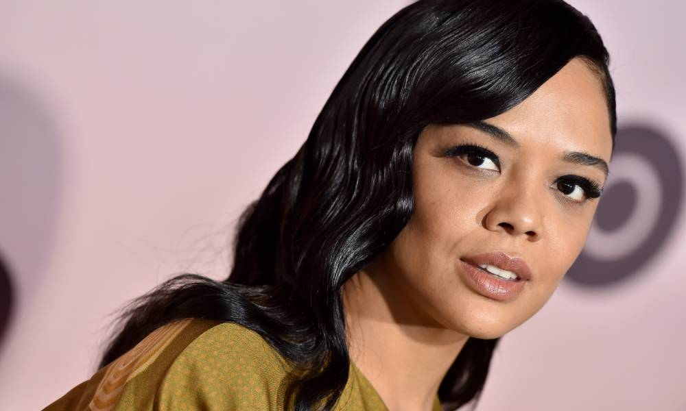 """Tessa Thompson attends the premiere of HBO's """"Westworld"""""""