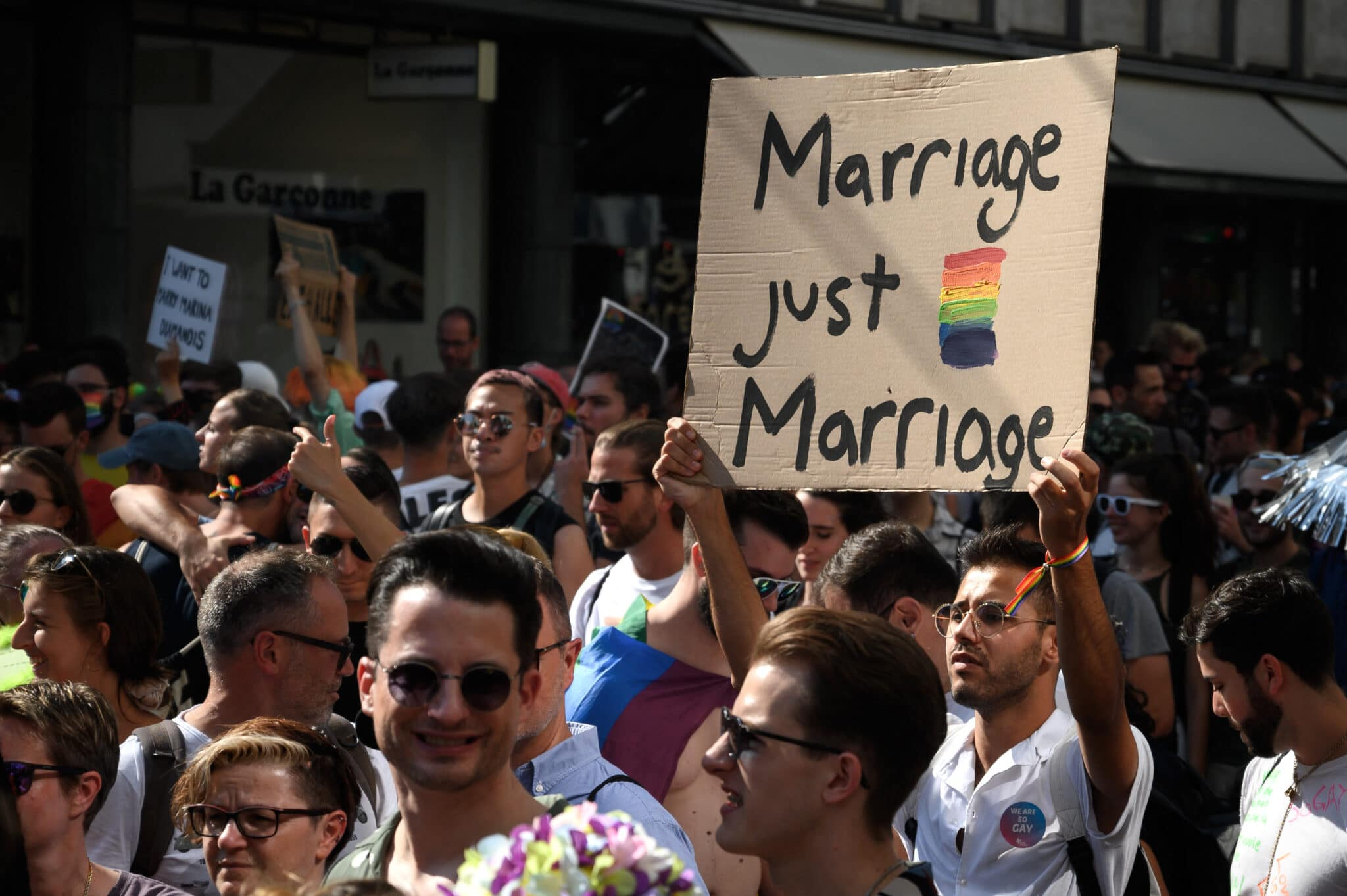 Switzerland prepares for historic marriage equality vote after long, bitter fight