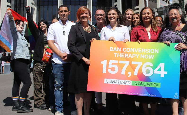 New Zealand conversion therapy