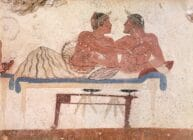 Ancient gay lovers, like those who made up the Sacred Band of Thebes