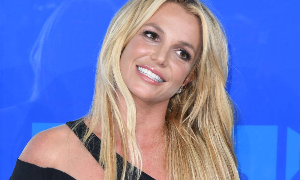 Britney Spears attends the 2016 MTV Video Music Awards