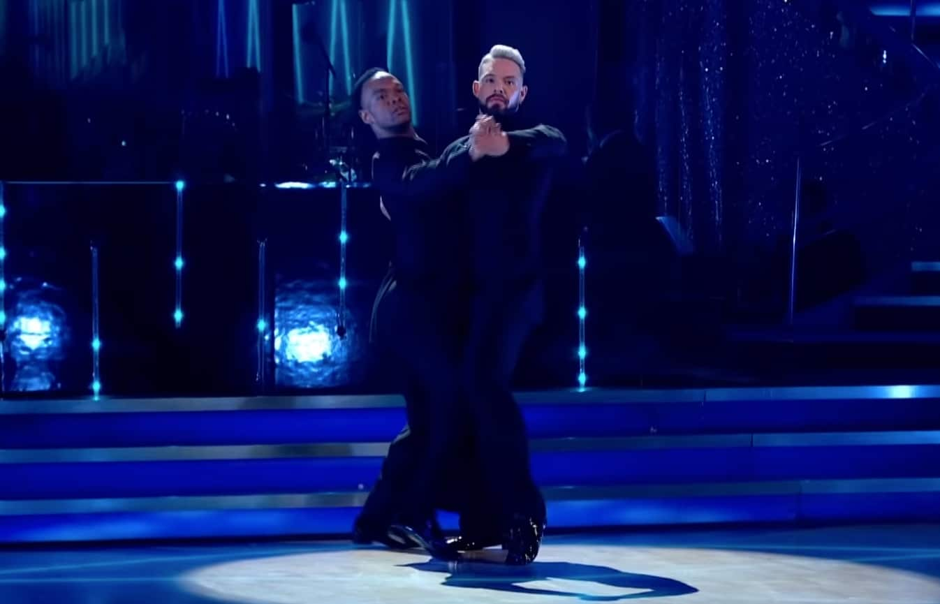 LGBT+ fans blown away by Strictly Come Dancing's history-making same-sex dance