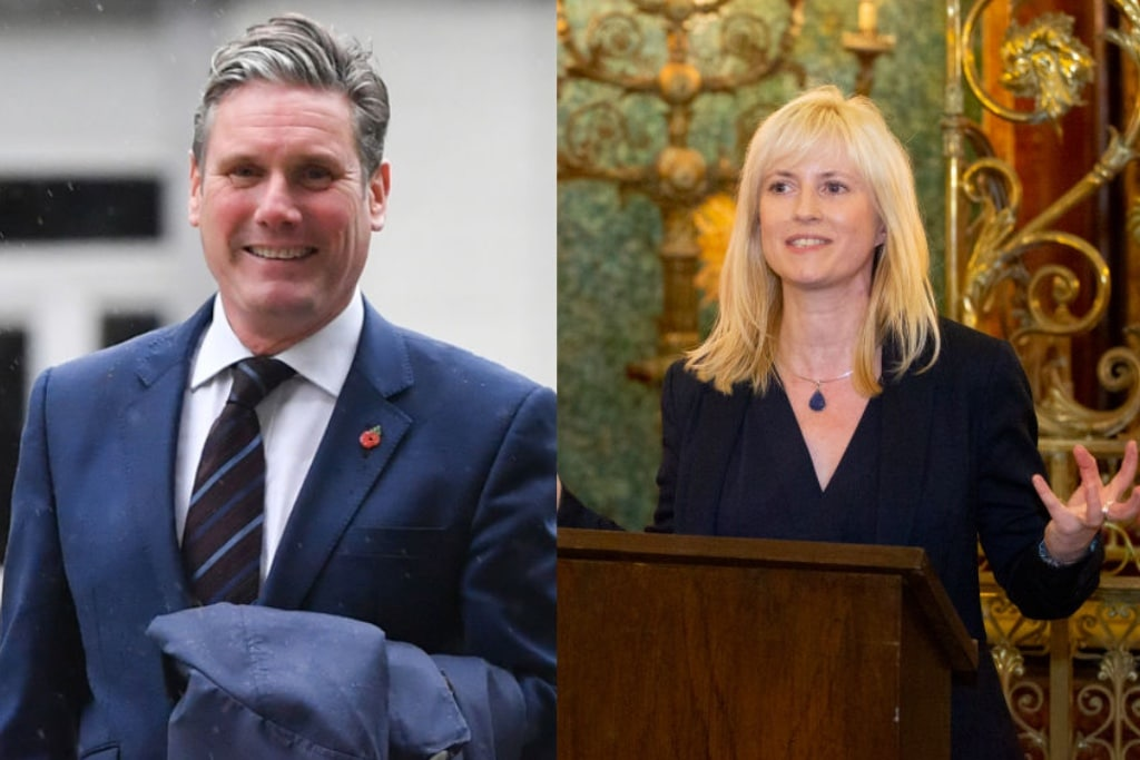Labour leader Keir Starmer thinks it's wrong to say 'only women have a cervix'