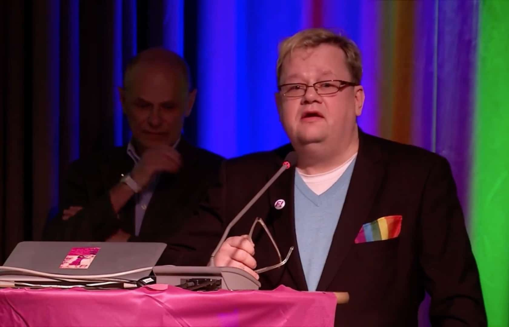 Gay priest refuses to marry straight couples to expose 'reprehensible' loophole