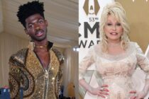 Lil Nas X at the Met Gala and Dolly Parton at the Country Music Awards