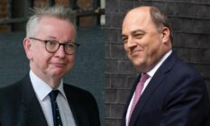 Michael Gove and Ben Wallace