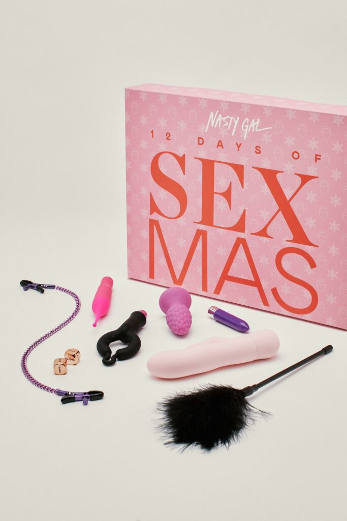 Nasty Gal have launched a sex toy advent calendar.