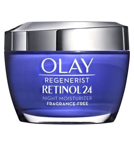 Olay's night face moisturiser is included in the Boots sale.