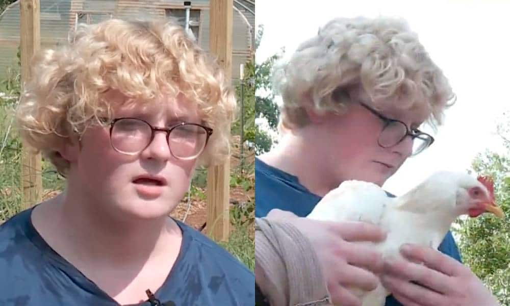 Images of Dax, a queer teen from Oklahoma, wants to find their forever family after their parents 'started not loving them' for being LGBT+