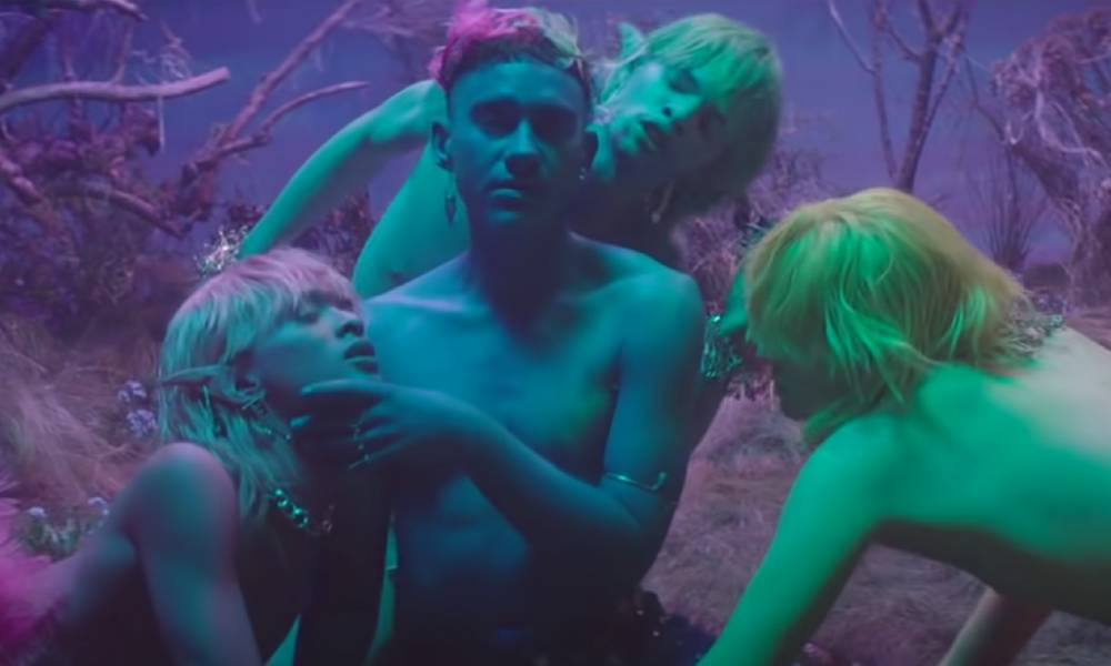 """Years & Years' Olly Alexander has released a new music video for the song """"Crave"""""""