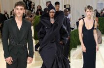 Tom Daley, Rihanna and Troye Sivan at the Met Gala