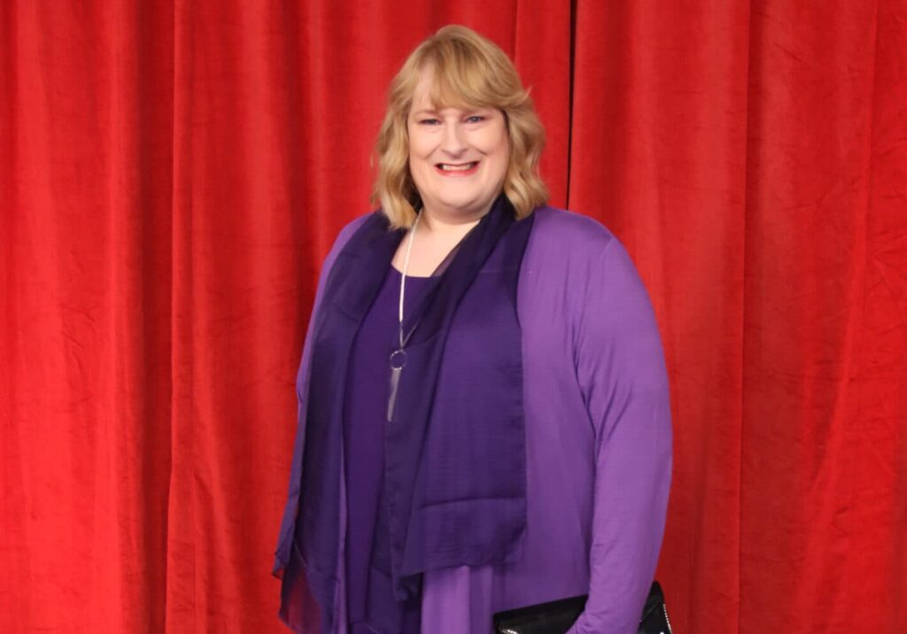 Annie Wallace spent decades hiding the fact she way trans to her friends.