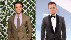 Jonathan Bailey and Taron Egerton are starring in West End play C**k.