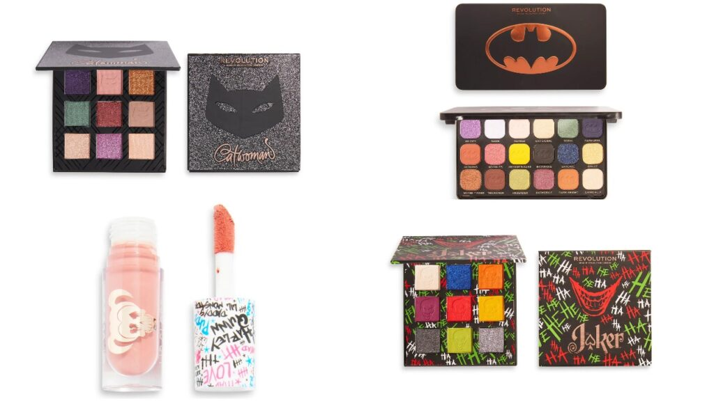 The range features products inspired by the characters of Gotham City.