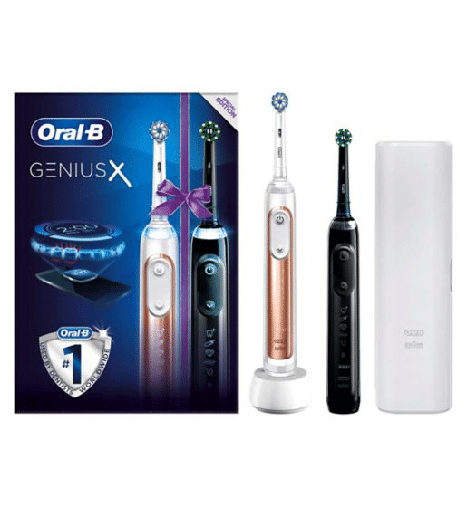 This electric toothbrush duo pack is on offer. (Boots)