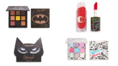 Revolution Beauty and DC Comics have teamed up to release a Batman-inspired makeup collection.