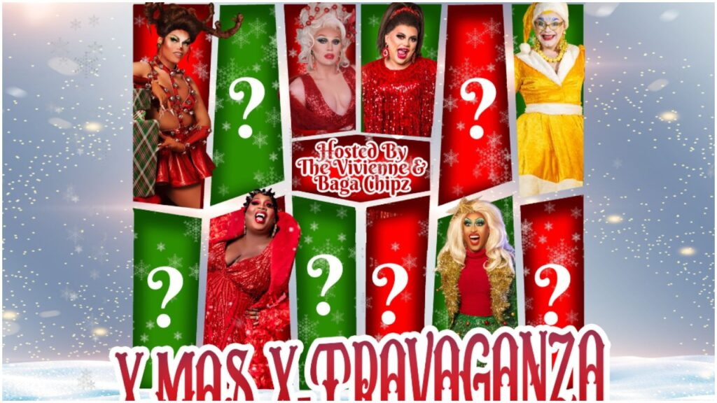 The Xmas Xtravaganza UK and Ireland tour will feature stars from Drag Race.