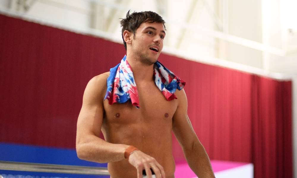 Tom Daley dodged Russia competition after coming out because of 'torture' fear