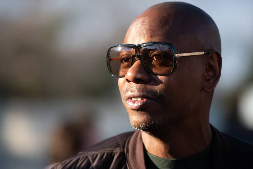 Dave Chappelle 'chose not to show up' to meeting with aggrieved trans Netflix staff