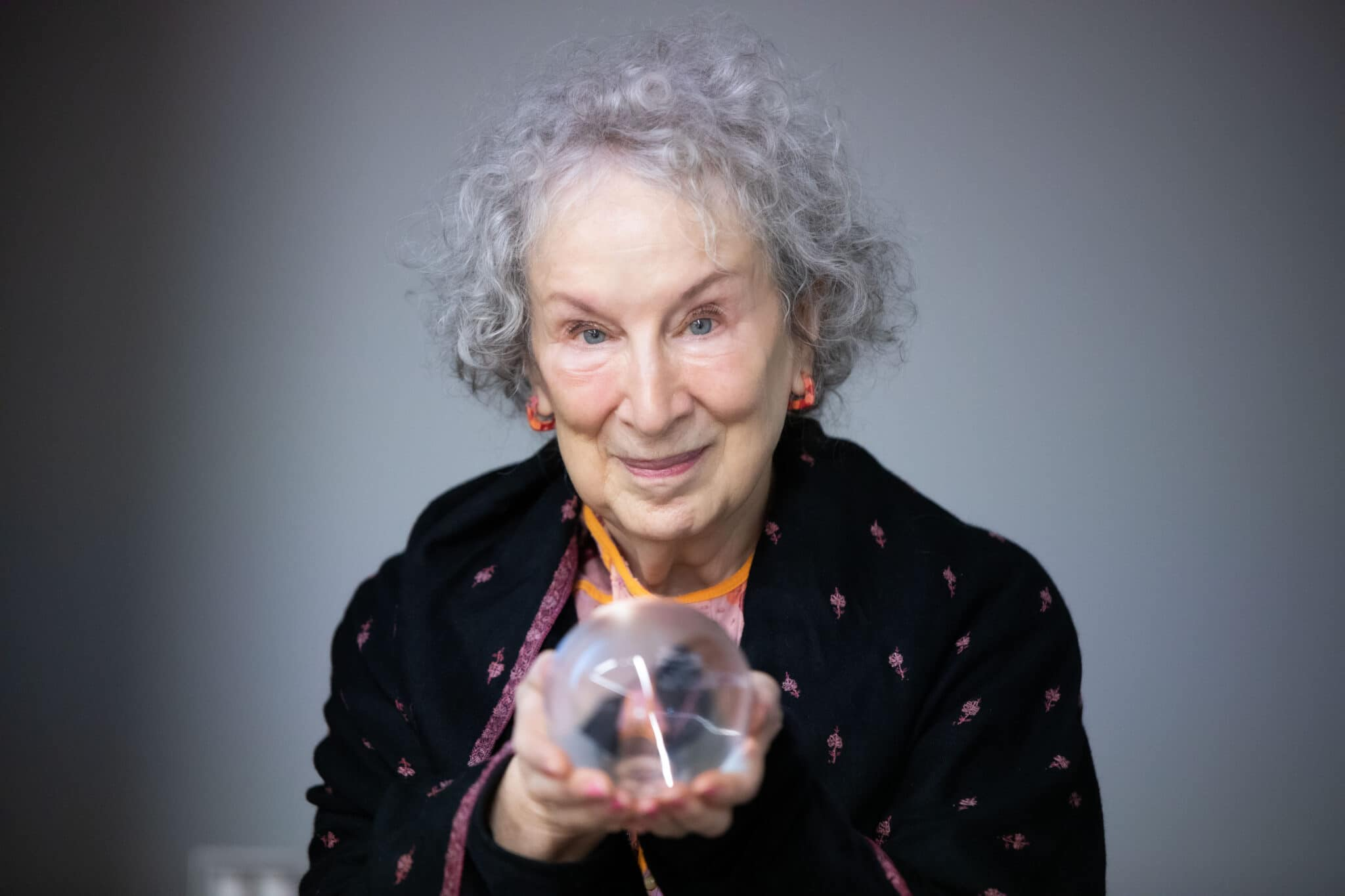 Margaret Atwood sparks anger with 'why can't we say woman anymore' tweet