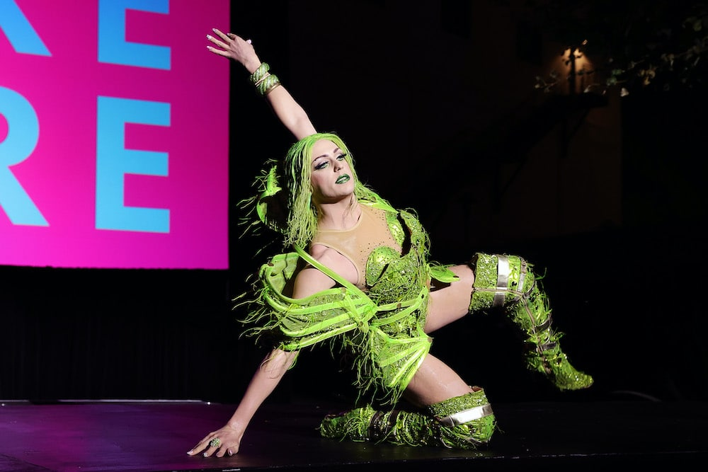 Drag Race icon Laganja Estranja shuts down disgusting criticism of her transition