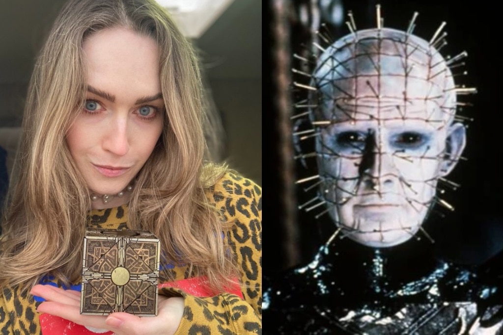 Jamie Clayton will take on the role of Hellraiser in a reboot.