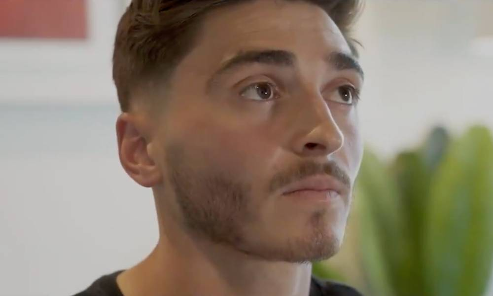 Pro-footballer Josh Cavallo holds back tears as he proudly comes out as gay