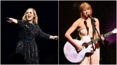 Adele and Taylor Swift are among the big album releases in November 2021.